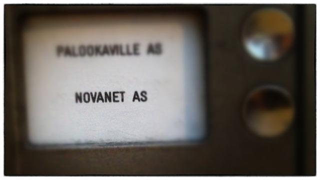 Novanet Doorbell