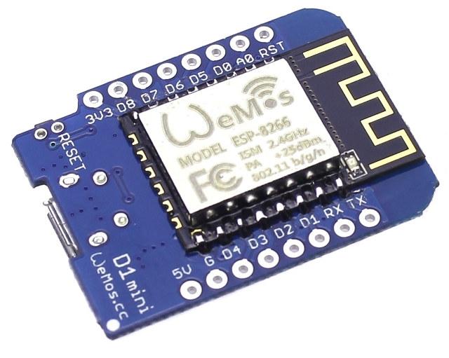 ESP8266 running on batteries